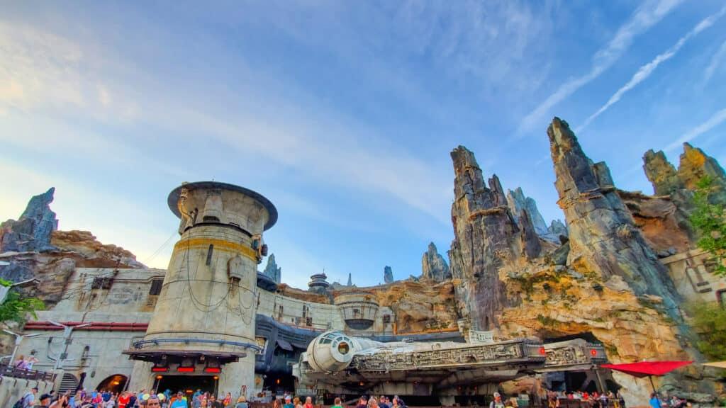 Galaxy's Edge in Disney World