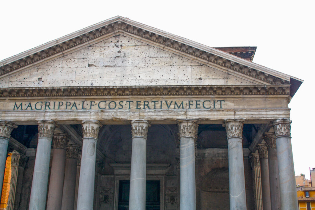 The Pantheon - a free Rome attraction