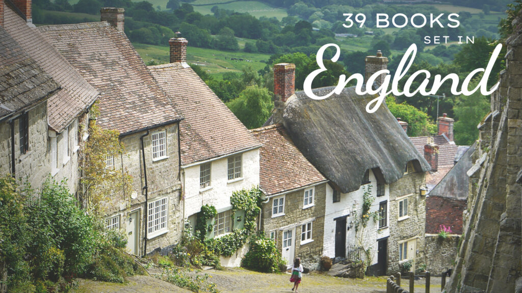 books set in England