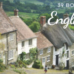 39 Books Set in + About England