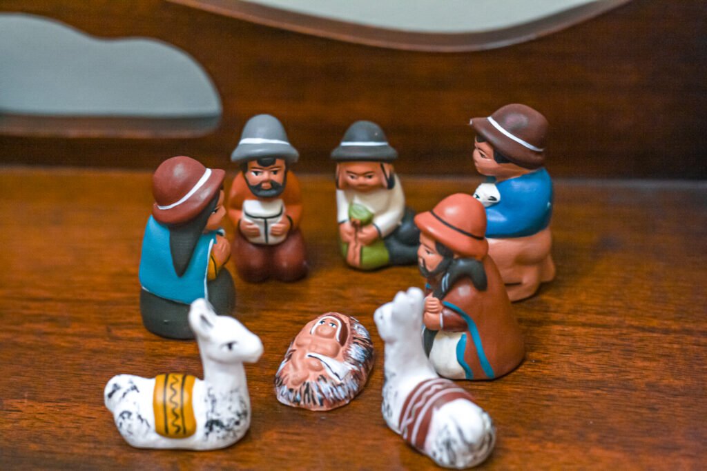 Christmas Nativities make unique travel gifts