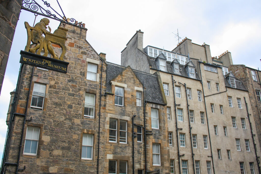 The Writer's Museum, Edinburgh