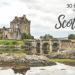 30 Books Set In + About Scotland
