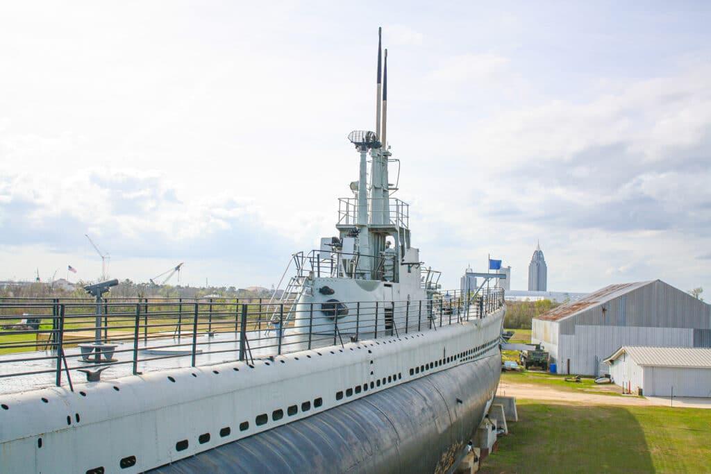 USS Drume